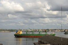 Harbour, Havana, Cuba Stock Photo