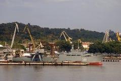 Harbour, Havana, Cuba Stock Images