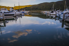 Harbour of Havelock Royalty Free Stock Photography