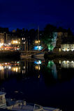 Harbour at Honfleur Royalty Free Stock Images