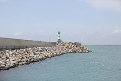 Harbour lighthouse colombo Stock Photography