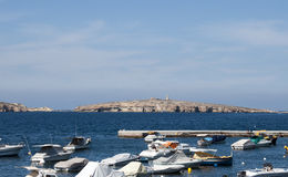 Harbour on malta Royalty Free Stock Photography