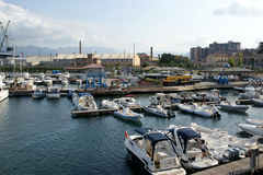 Harbour palermo Royalty Free Stock Photography