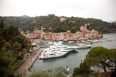 Harbour of portofino Royalty Free Stock Photography