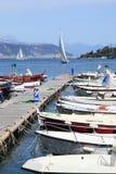 Harbour of Portovenere Royalty Free Stock Photo
