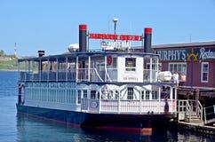 Harbour Queen I Stock Photo