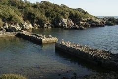 Harbour Roman Stock Photos