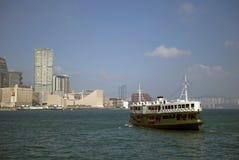 Harbour scene, Kowloon, Hongkong Stock Photos