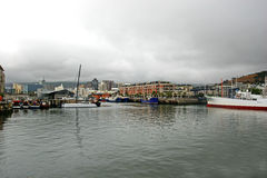 Harbour scene Western Cape South Africa Royalty Free Stock Image