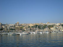 From the Harbour of Sciacca, Sicily Stock Photos