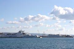 Harbour, Split Stock Photo