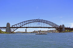 Harbour Sydney Australia Stock Photo