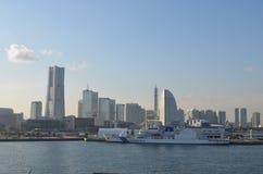 Harbour of Tokyo Scene Stock Image