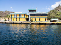 Harbour Tour of Willemstad Royalty Free Stock Photos
