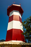 Harbour town lighthouse at hilton head south carolina Royalty Free Stock Photos