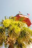 Harbour town lighthouse at hilton head south  carolina Stock Photo