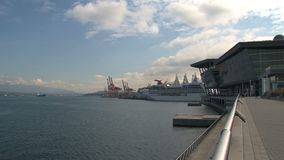 Harbour Vancouver, Canada stock footage