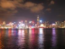 Harbour view of Hongkong Stock Photos