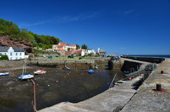 Harbour at West Wemyss Royalty Free Stock Image