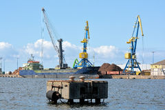 Harbour of Wismar Royalty Free Stock Image