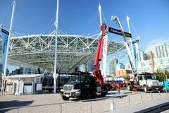 Harbourfront Centre - Toronto Stock Photo