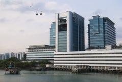 Harbourfront centrum w Singapur Zdjęcie Royalty Free