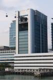 Harbourfront centrum w Singapur Obrazy Royalty Free