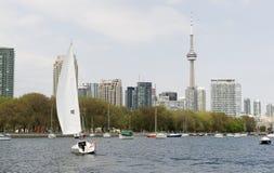 Harbourfront de Toronto imagens de stock royalty free