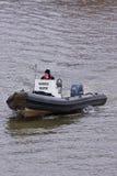 harbourmaster patrol Fotografia Stock