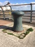 Harbourside Mooring Stock Photo
