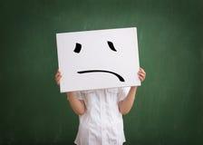 Harcèlement à l'école, Photographie stock