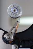 hard диска открытый Стоковое Фото