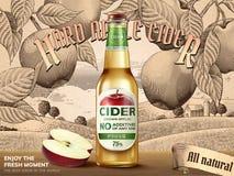 Free Hard Apple Cider Ads Stock Photo - 113348090
