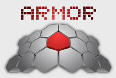 Hard armor Stock Images