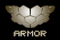 Hard armor Stock Photography