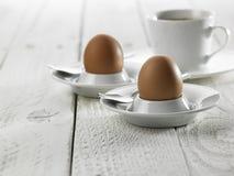 Hard boil egg Royalty Free Stock Photography