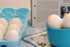 Hard Boiled Eggs stock photos