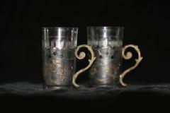 Liquor finnish on white ground stock photo
