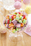 Hard candies Stock Photo