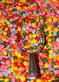 Hard candy Stock Image