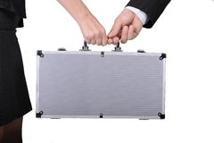 Hard Case Royalty Free Stock Photos