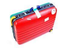 Hard case luggage Stock Photo