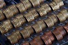 Hard cash Stock Image