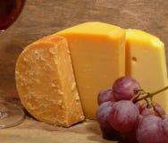 Hard-cheese Royalty Free Stock Photo