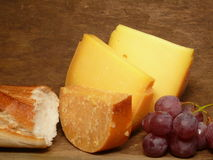 Hard-cheese Royalty Free Stock Photo
