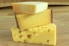 Hard cheese Stock Image