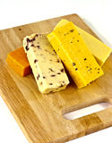 Hard cheese Royalty Free Stock Image