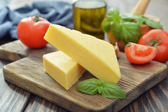 Hard cheese Stock Photos