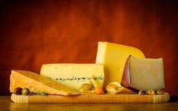 Hard Cheese and Gouda Stock Photos