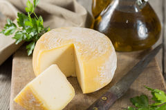 Hard cheese Royalty Free Stock Images